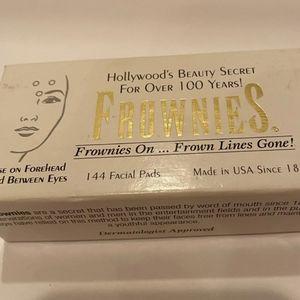 Frownies...1/2 box